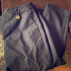 Michael Kors black pants 10